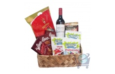 Christmas Gift Basket - Large