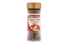 Seasoning Pepper Steak Medium by MasterFoods 35g