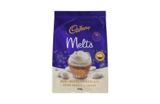 Real White Chocolate Buttons by Cadbury 250g